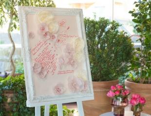 Зона пожеланий на свадьбе: все о модном тренде
