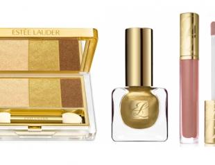 Бренд Estée Lauder выпустил осеннюю коллекцию макияжа