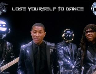 Daft Punk выпустили новый клип на песню Lose Yourself To Dance