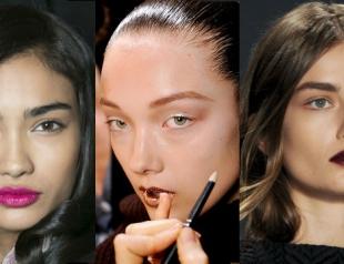 Осенний макияж: особенности