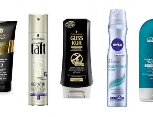 Лучшие средства для волос с кератином 2013