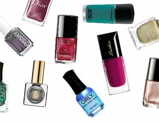 Лучшие лаки для ногтей осени 2013