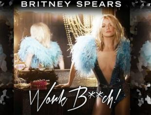 Бритни Спирс представила клип на песню Work Bitch