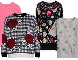 Модные свитера сезона осень-зима 2013-2014: что, где, почем