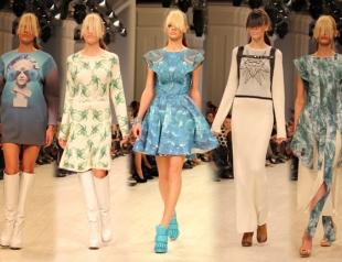 UFW: коллекция Jean GRITSFELDT весна-лето 2014