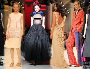Лучшие образы с подиума 33-ей Ukrainian Fashion Week