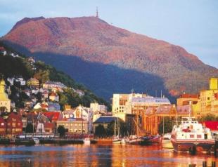 Норвежский Берген: что посмотреть туристу