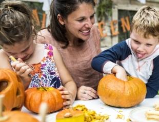 Как провести праздник Хэллоуин с детьми