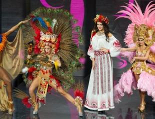 Мисс Вселенная 2013: шоу национальных костюмов участниц