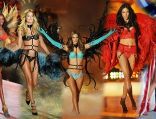 Шоу Victoria`s Secret 2013: подиум, бэкстейдж и красная дорожка