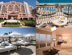 Лучшие отели мира: Majestic Hotel & Residence 4*
