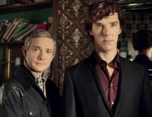 Новый сезон Шерлока Холмса: подробности и фото с Бенедиктом Камбербэтчем