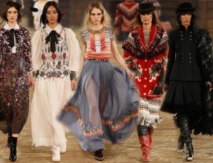 Коллекция Chanel Metiers d`Art pre-fall 2014