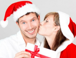 Что подарить любимому парню на Новый год