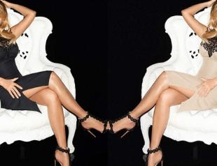 Сестры Кардашьян снялись в рекламной кампании Lipsy