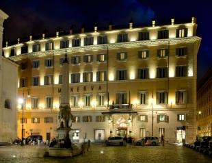 Лучшие отели мира: Grand Hotel de la Minerve