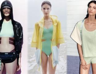Коллекция Adidas by Stella McCartney весна-лето 2014