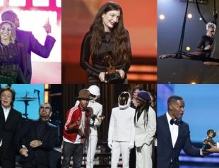 Grammy 2014: победители и шоу