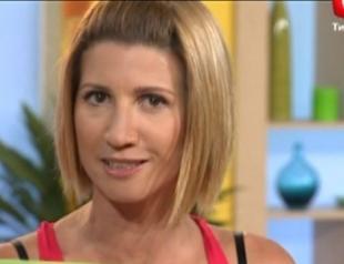Тренер Анита Луценко показала упражнения для интимного здоровья