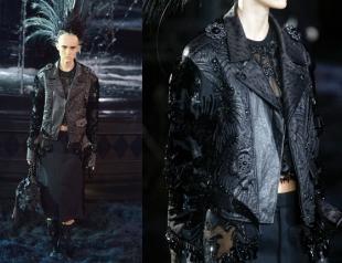 Байкерская куртка Louis Vuitton