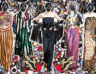 Неделя высокой моды в Париже: Maison Martin Margiela весна-лето 2014