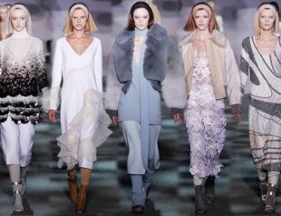 Неделя моды в Нью-Йорке: Marc Jacobs осень-зима 2014-2015