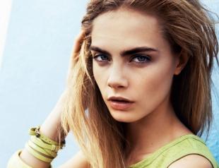 Топ 5 секретов красоты модели Кары Делевинь