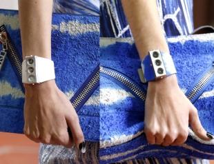 Часы с тремя циферблатами от Kenzo