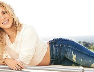 Шакира открыла секреты фитнеса и питания
