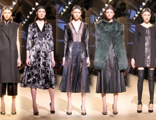 UFW: коллекция ALONOVA осень-зима 2014-2015