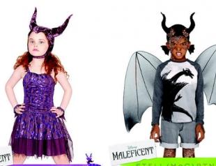 Стелла МакКартни создала детскую коллекцию в стиле Малефисенты