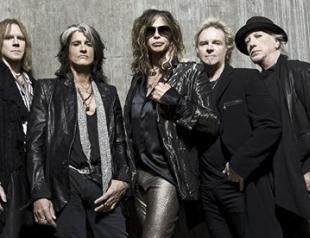 В Киеве выступит группа Aerosmith