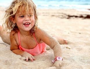 Какое солнцезащитное средство выбрать для ребенка