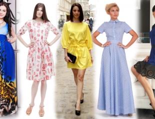 25 летних платьев от украинских производителей до 800 грн