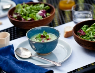 Холодный летний суп: пять модных рецептов