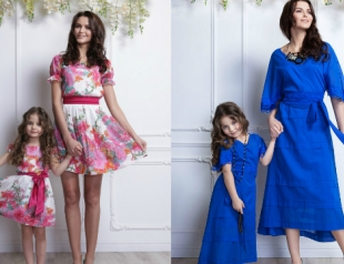 Андре Тан выпустил коллекцию для мамочек и дочек A-Ta-Ta by Andre Tan