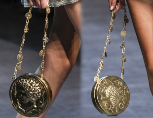Клатч-монета от Dolce&Gabbana