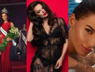 Мисс Украина Вселенная 2014: кто стал победительницей