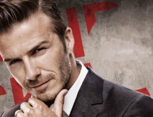 Дэвид Бекхэм откроет сеть ресторанов Beckham's Bistro