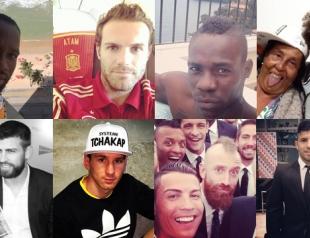 Лучшие Instagram футболистов Чемпионата мира 2014