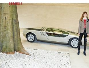 Вышла первая рекламная кампания Николя Гескьера для Louis Vuitton