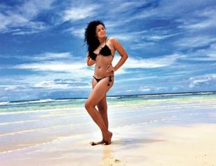 Звездное тело: знаменитости в купальниках в Instagram
