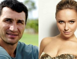 Кличко и Панеттьери поженятся в День Независимости Украины