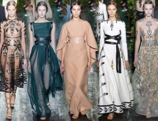 Коллекция Valentino Couture FW 2014/2015