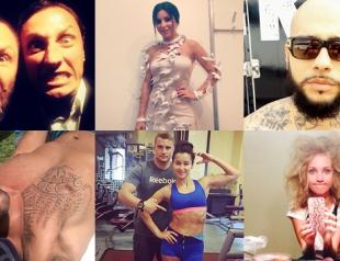 Знаменитости в соцсетях: обзор аккаунтов за неделю