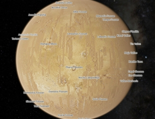 Google Maps предлагает виртуальный полет на Луну