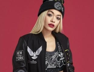 Рита Ора представила серию Black Pack для adidas Originals