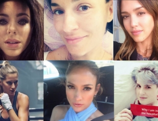 Вдохновение из Instagram: макияж знаменитостей