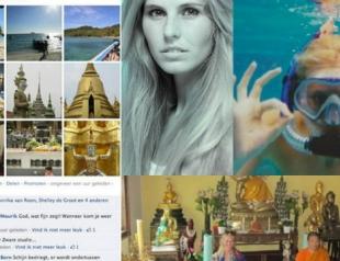 Голландка обманула Facebook фальшивым путешествием