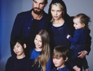 H&M предложили экоджинсы для всей семьи